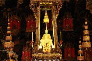 Sacred Emerald Buddha at Wat Phra Kaew