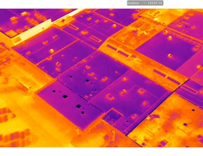 Infrared Scanning Commercial Roofers Legacy Roofing