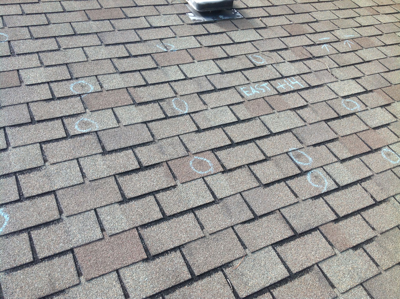 Signs Of Hail Amp Wind Damage On Your Roof Storm Damage