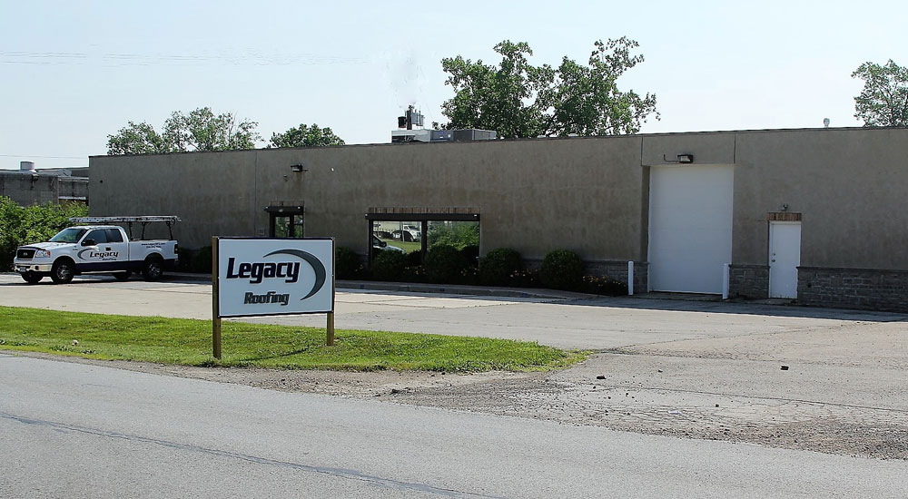 About Us Legacy Roofing
