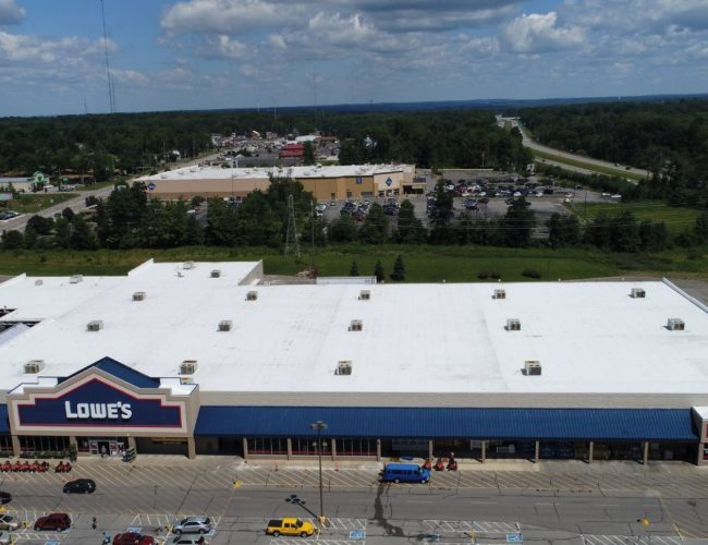 Commercial Roofing Replacement Legacy Roofing