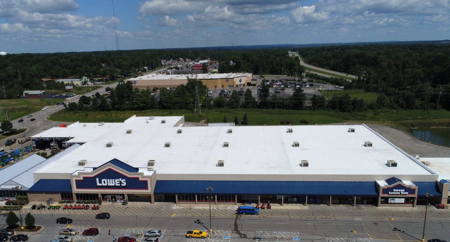 Legacy Roofing - Commercial Roofing Project