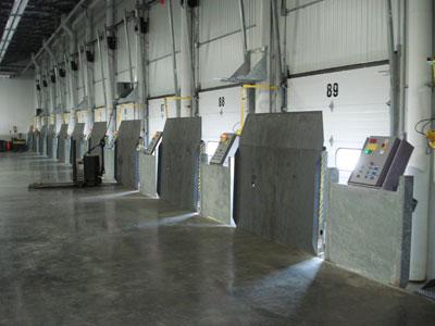 Commercial Loading Dock Equipment Wayne Garage Door