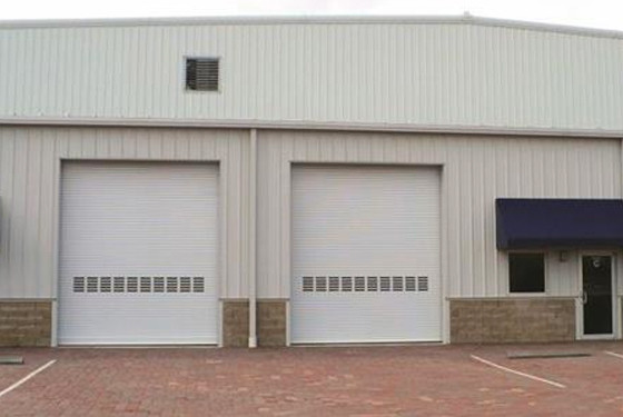 Inquire About Insulated Rolling Doors