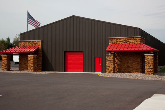 Commercial Sectional Doors Wayne Garage Door Solutions