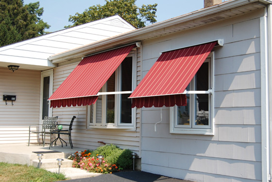 Residential Awnings Wayne Garage Door Quality Products