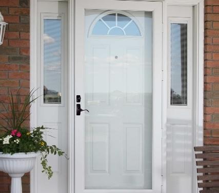 Residential Storm Doors Wayne Garage Door Solutions