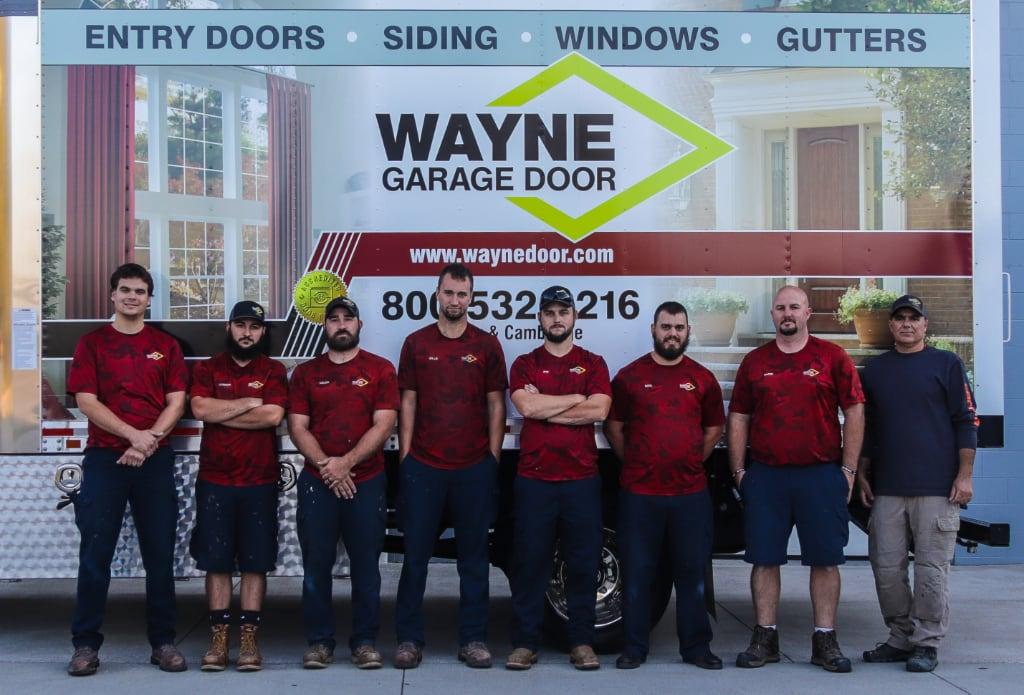 Wayne Door Replacement Team