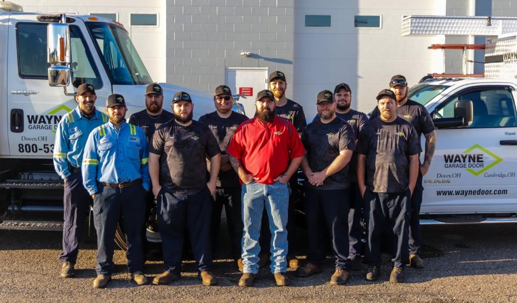 Wayne Door Service Tech Team