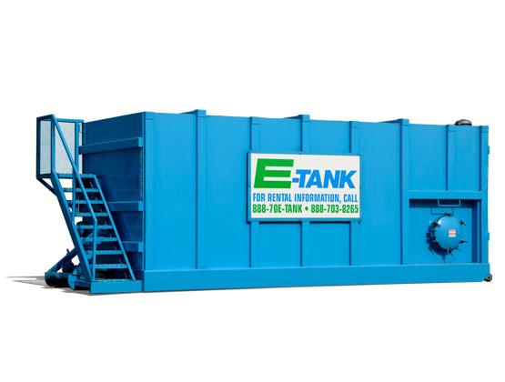 Mini Frac Tank