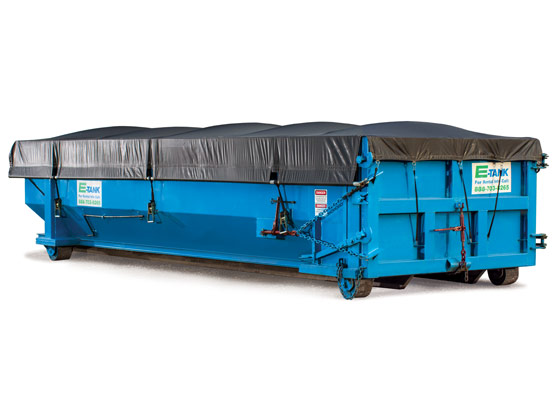 Tarp Top Sludge Box