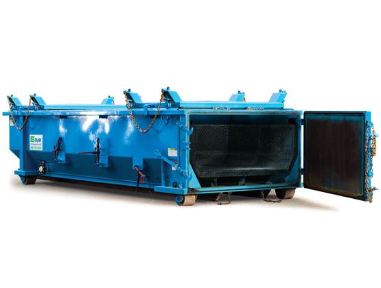 Hard Top Dewatering Box
