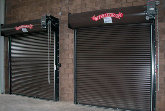 Rolling Doors And Shutters Overhead Door Company Of Akron