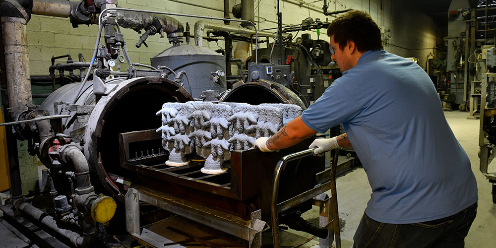 What is Investment Casting? - Kovatch Castings