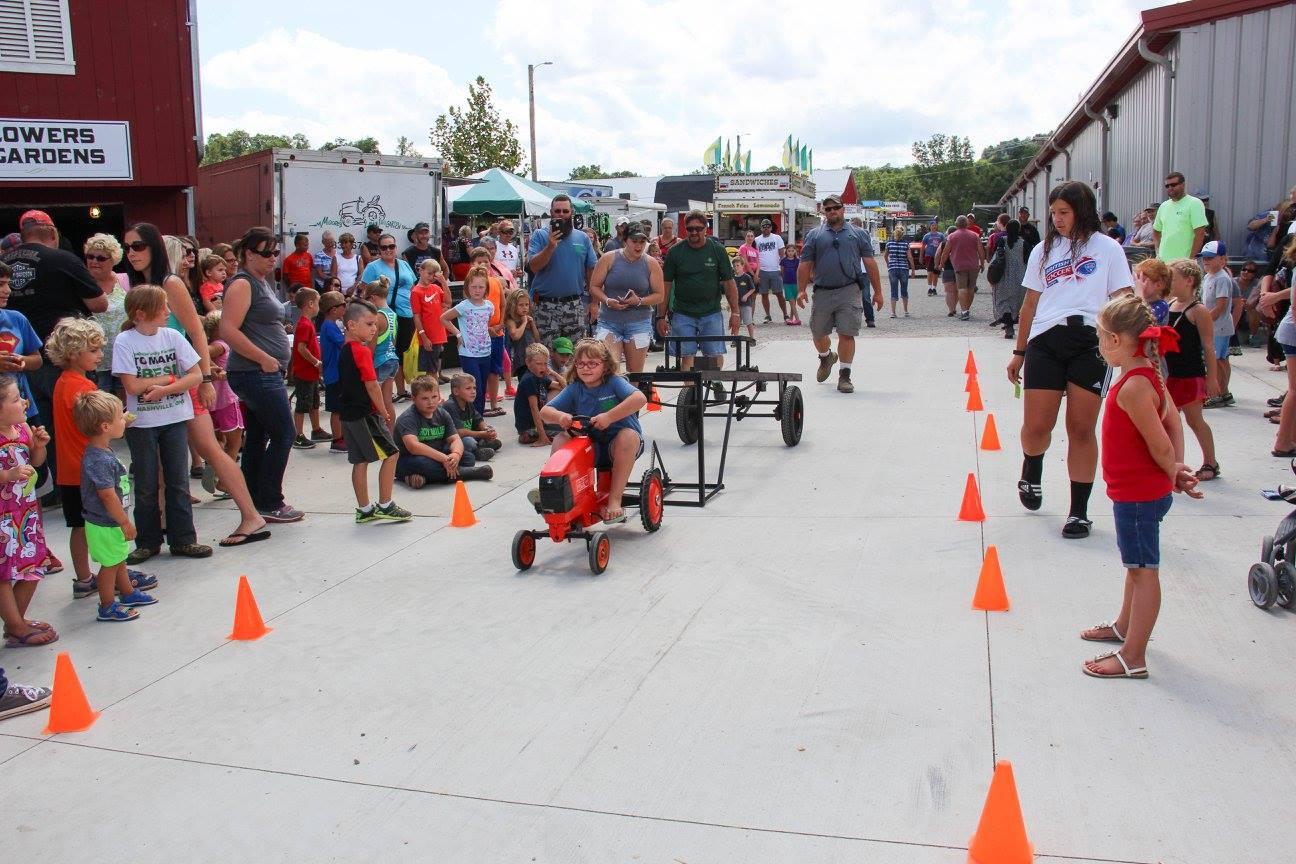 Holmes County Fair - Harvest Ridge Event Center
