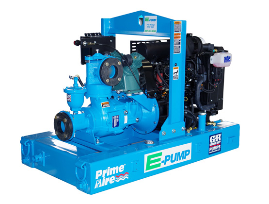 Vacuum Assist Pump