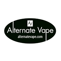Logo for CBD store: Alternate Vape