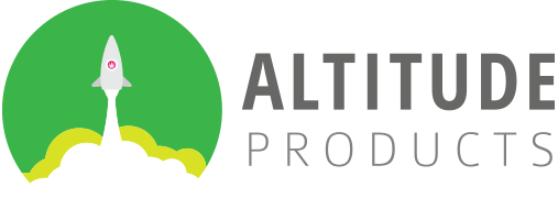 Logo for CBD store: Altitude Products