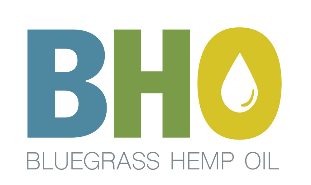 Logo for CBD store: Bluegrass Hemp Oil