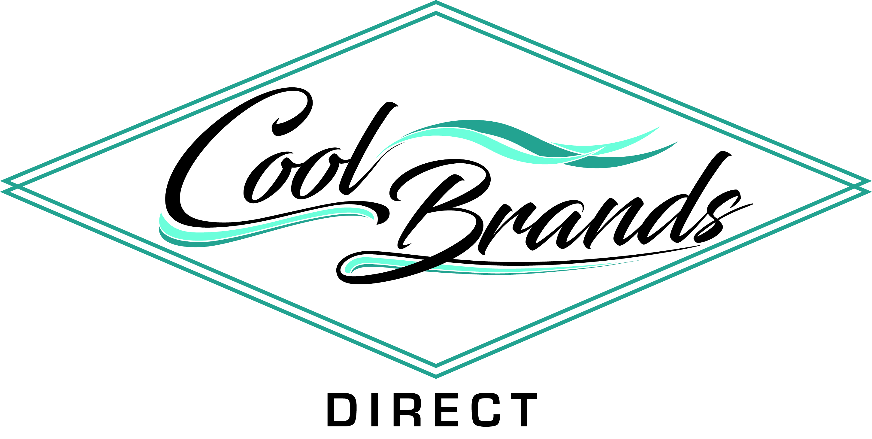 Logo for CBD store: Cool Brands Direct