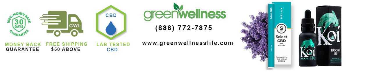 Banner image for CBD store: Green Wellness