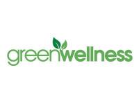 Logo for CBD store: Green Wellness