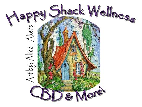Banner image for CBD store: Happy SHack Wellness LLC