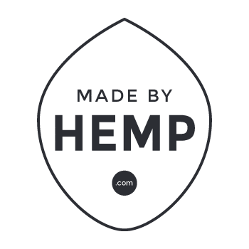 Logo for CBD store: Made by Hemp