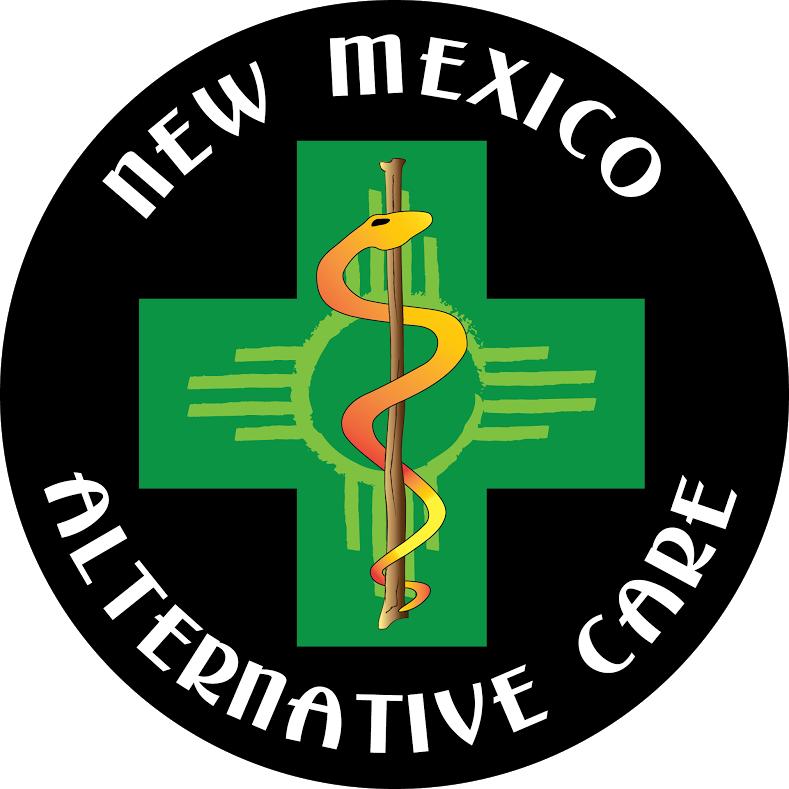 Logo for CBD store: New Mexico Alternative Care
