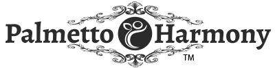 Logo for CBD store: Palmetto Harmony
