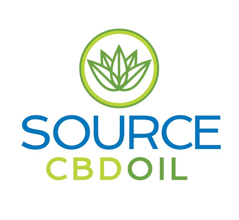 Logo for CBD store: Source CBDOil