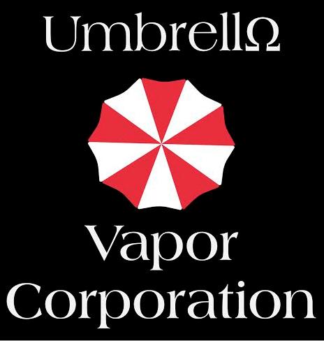 Logo for CBD store: Umbrella Vapor Corporation