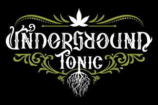 Logo for CBD store: Underground Tonic, LLC