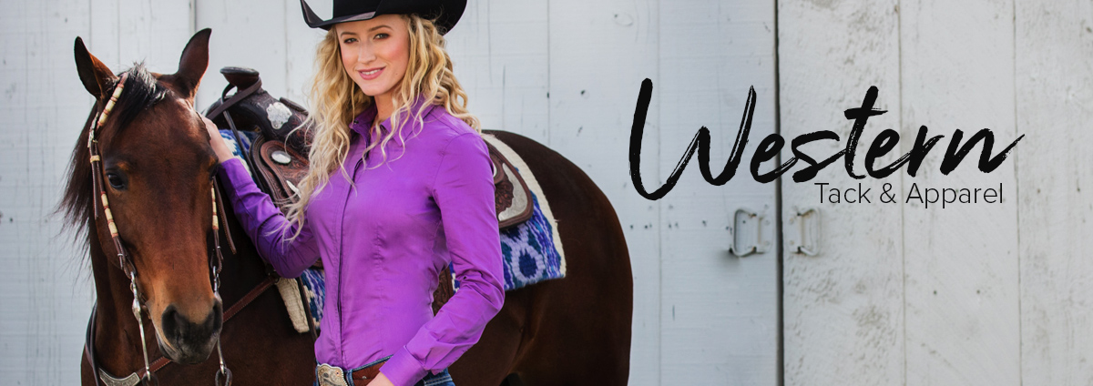 Western - Western Riding Gear | EquestrianCollections