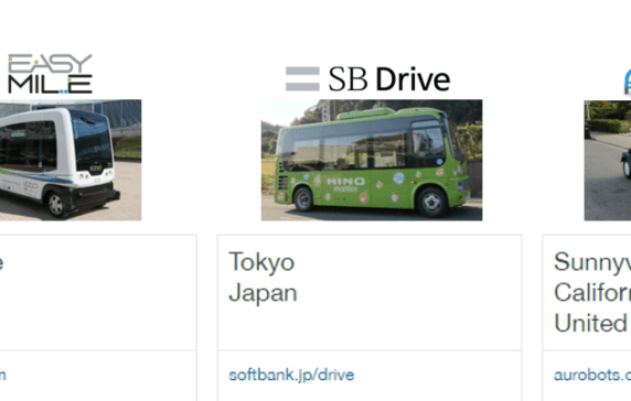 5 Companies Working On Driverless Shuttles And Buses