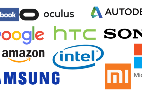 12 Corporate Tech Giants Working In ARVR