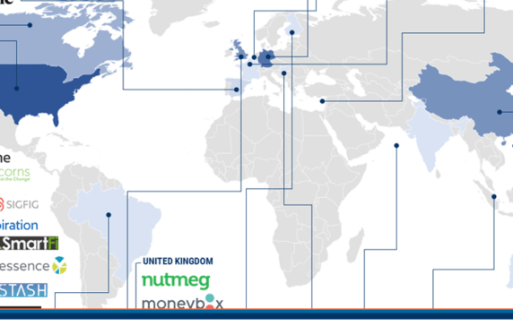 A Wealth Tech World: Mapping Robo-Advisors Around The Globe