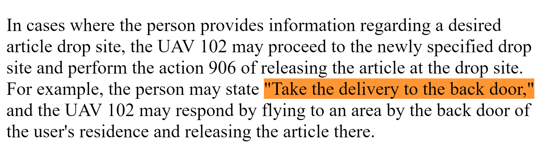 Airborne Alexa? Amazon Patents Reveal A Delivery Drone That