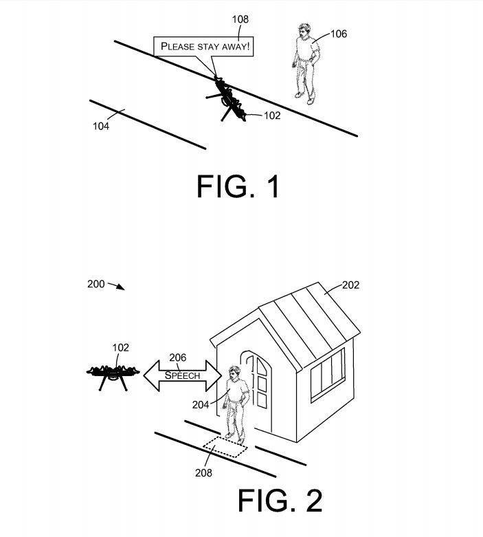 Climateer Investing Airborne Alexa Amazon Patent Reveals A