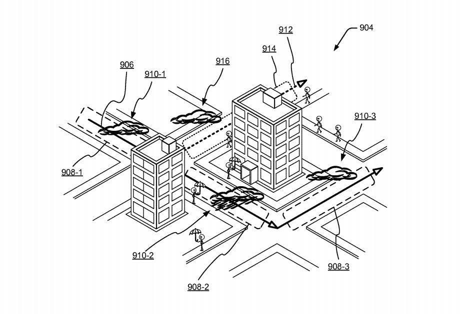Looks Like Rain Google Patent Aims To Create Micro Location