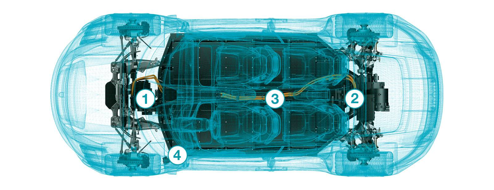 Hyper Rapid Battery Charging Could Make Electric Vehicles Mainstream Charger Circuits Simple And Easy Multifunctional Circuit 3 Is Integrated Into The Vehicle Underbody Which Improves Weight Distribution Enables Inductive Port Located In