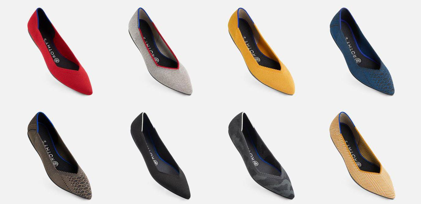 The Cb Insights Startup Gift Guide 2017 Back Of Co Wiring Free Download Rothys Sells Fashionable Womens Ballet Flats Designed To Offer Comfort And Ease Sneakers But Extra Polish