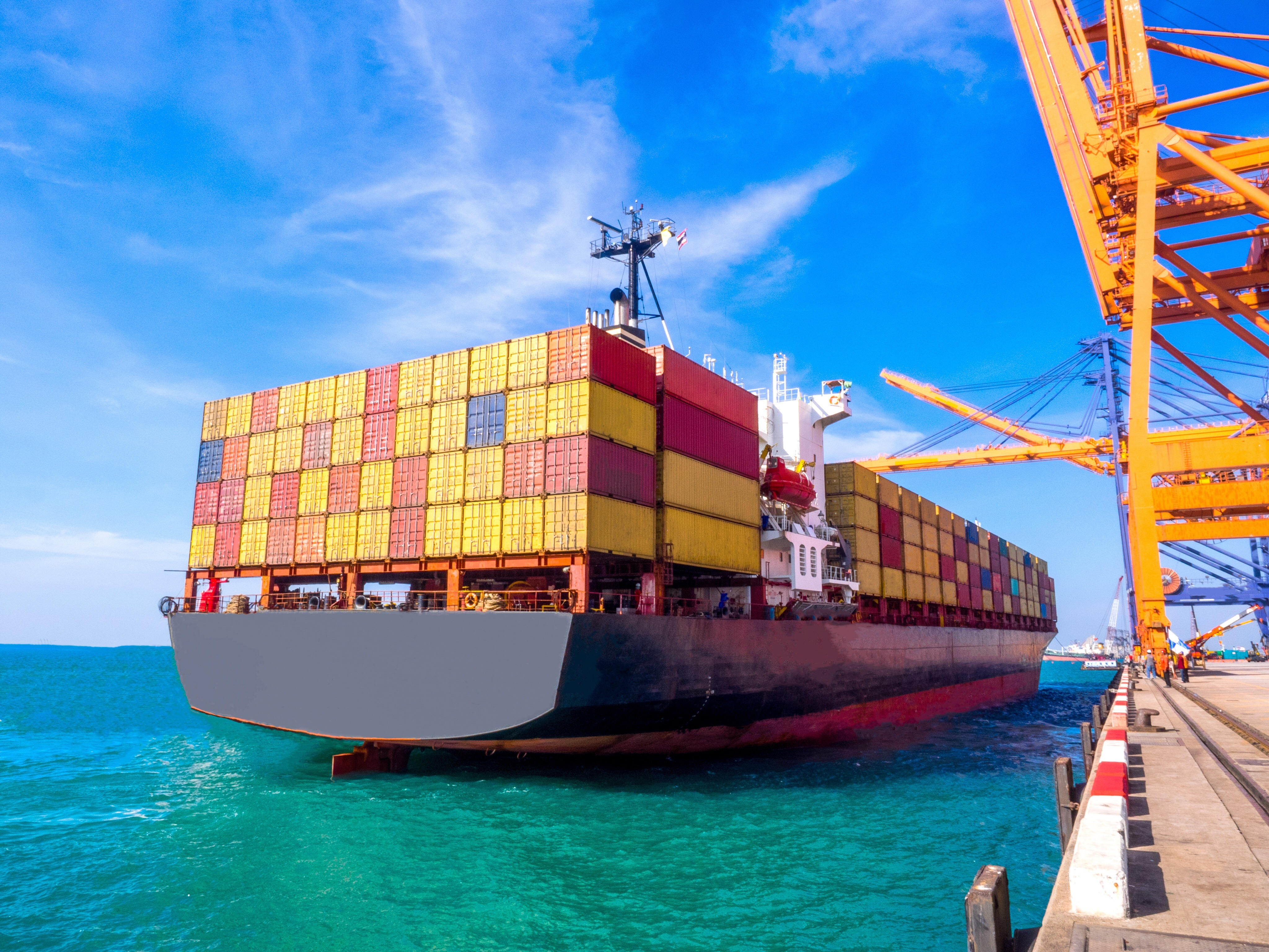 Major Links In The Global Trade Supply Chain That Blockchain Could