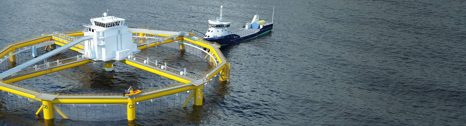 A New Kind Of Self-Sustaining Fishery Could Off-Set The Worst