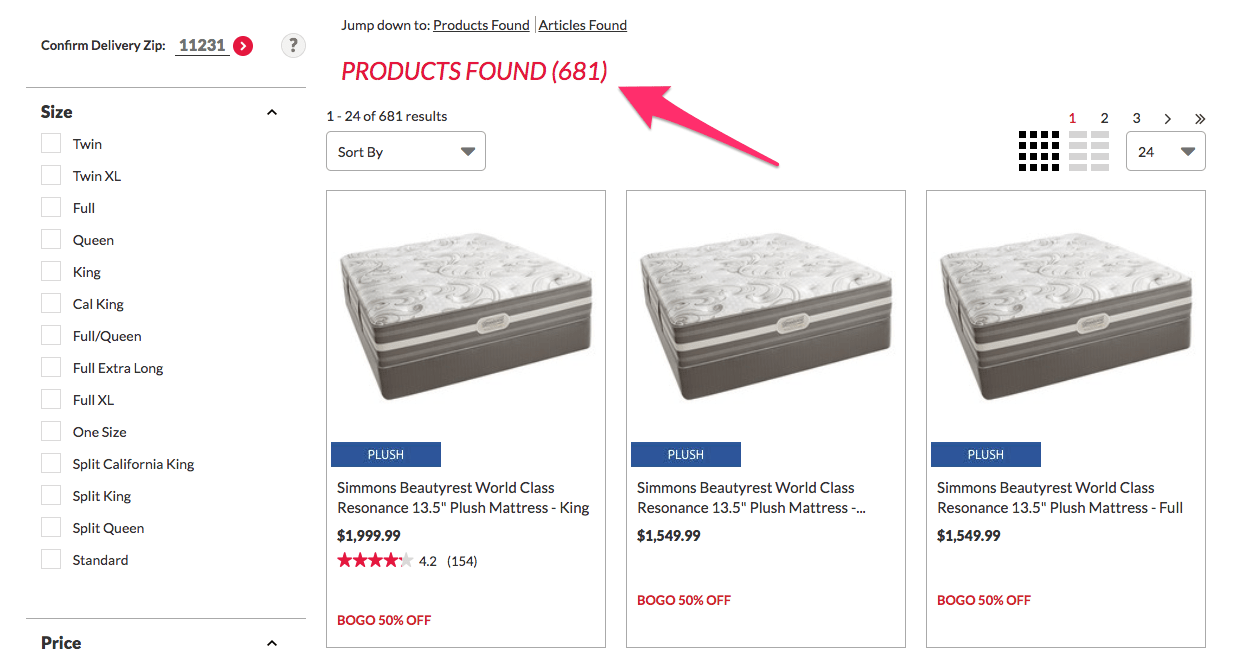 We Analyzed 9 Of The Biggest Direct To Consumer Success Stories 7 Round Wiring Diagram Out Doors Mart When You Search For Mattresses On Sleepys Website Bought 780m By Mattressfirm Have A Total 681 Options