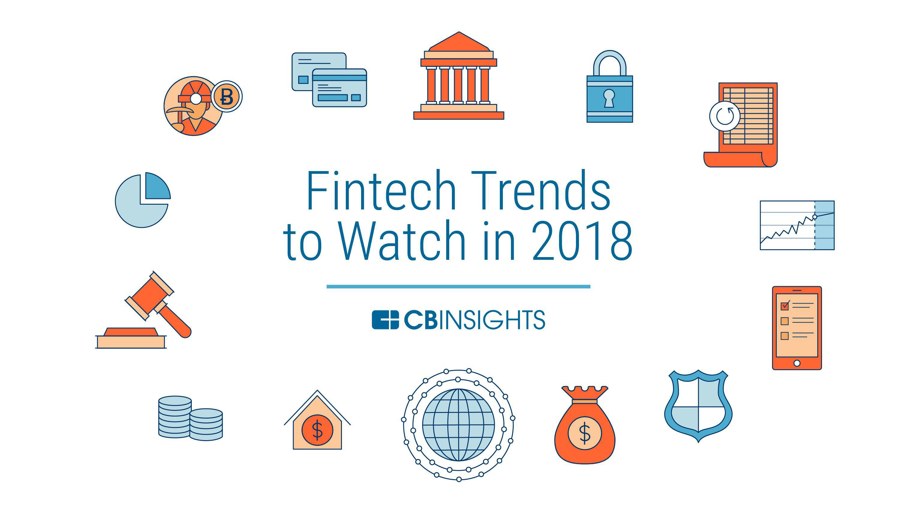Fintech Trends to Watch in 2018