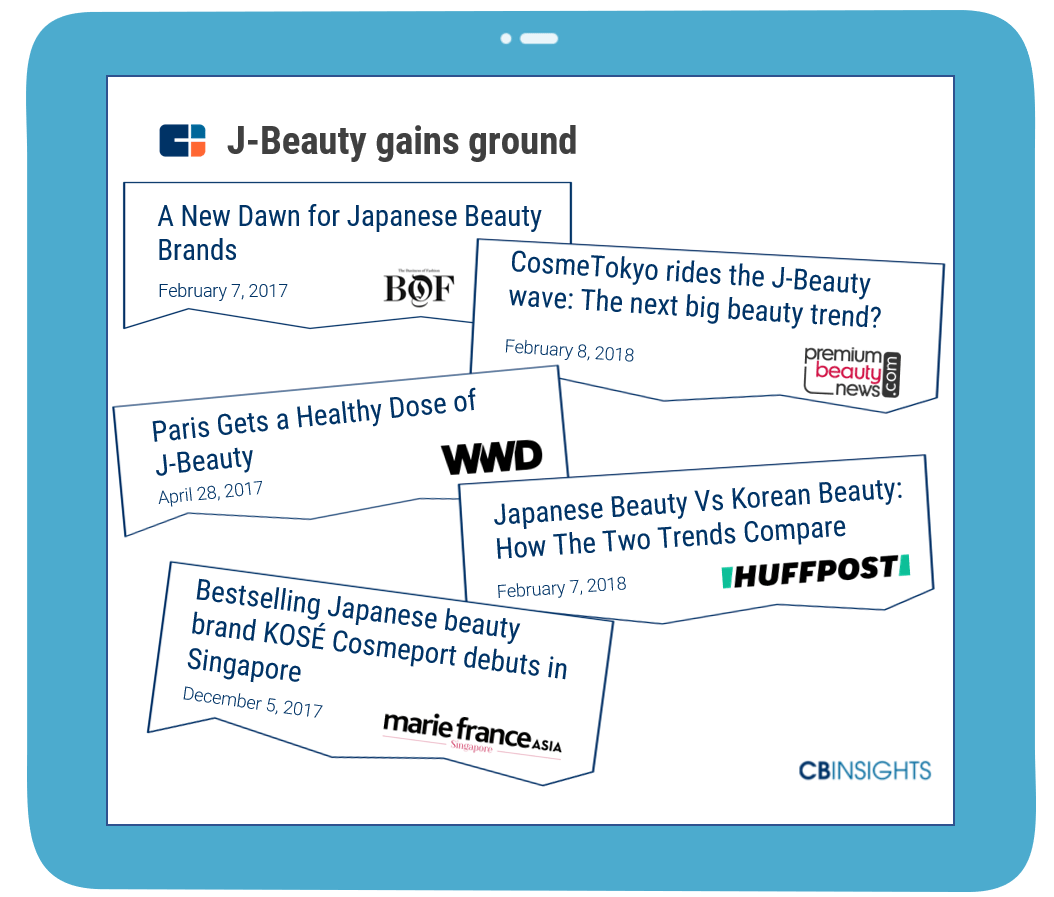 In 2018 and beyond, we will see J-beauty capture increased consumer, retail, and investor attention.