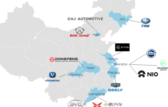 China S Electric Vehicle Boom The Government Policies
