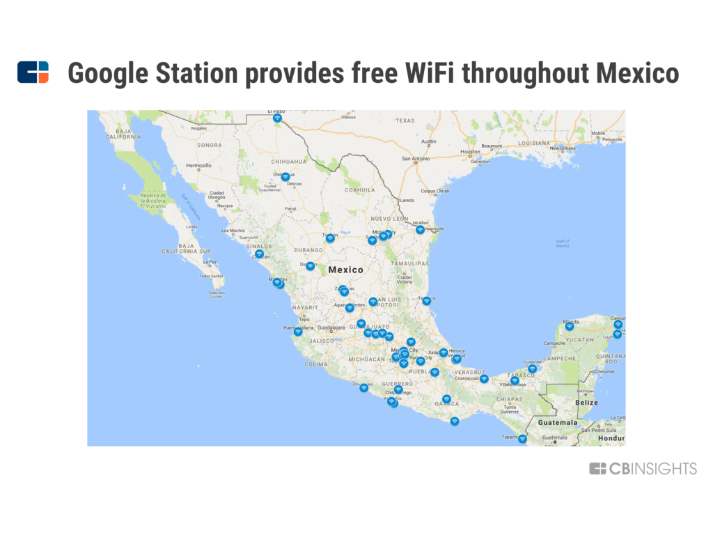 Google's Growing Prominence In Global Telecommunications