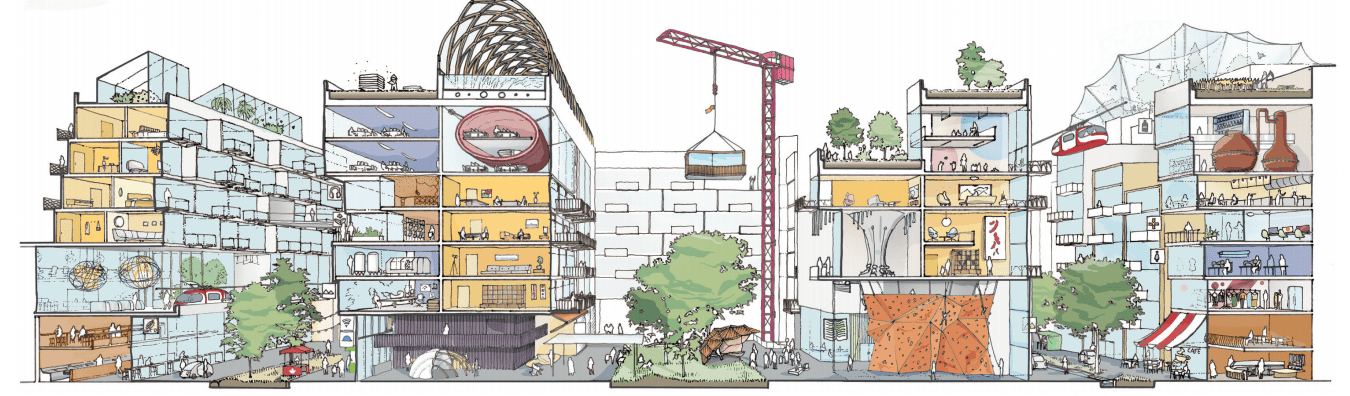 The Future Of Housing: From Home Building To City Planning